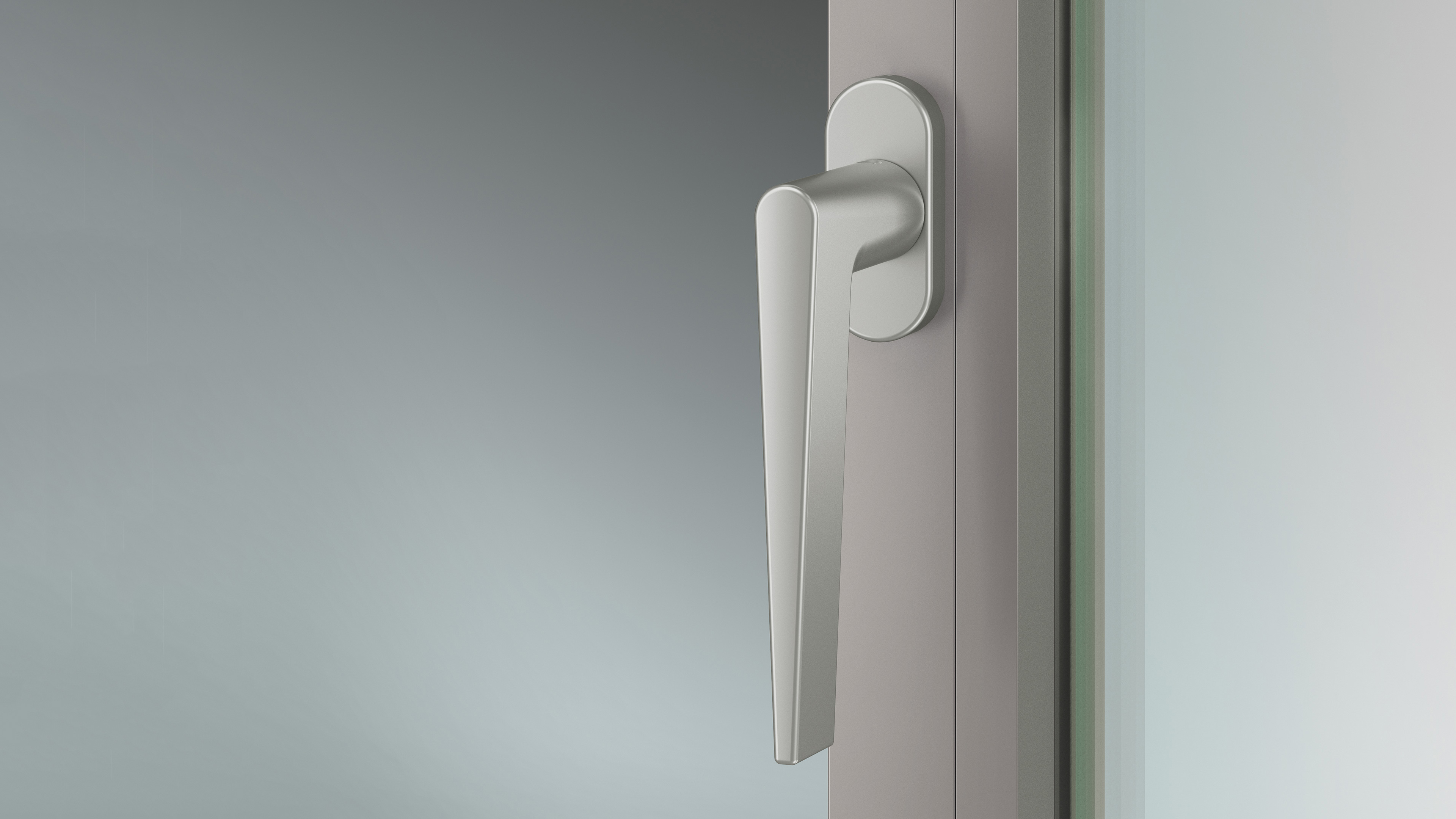 Window handles for narrow profiles & FSB u2013 window handles for narrow profiles