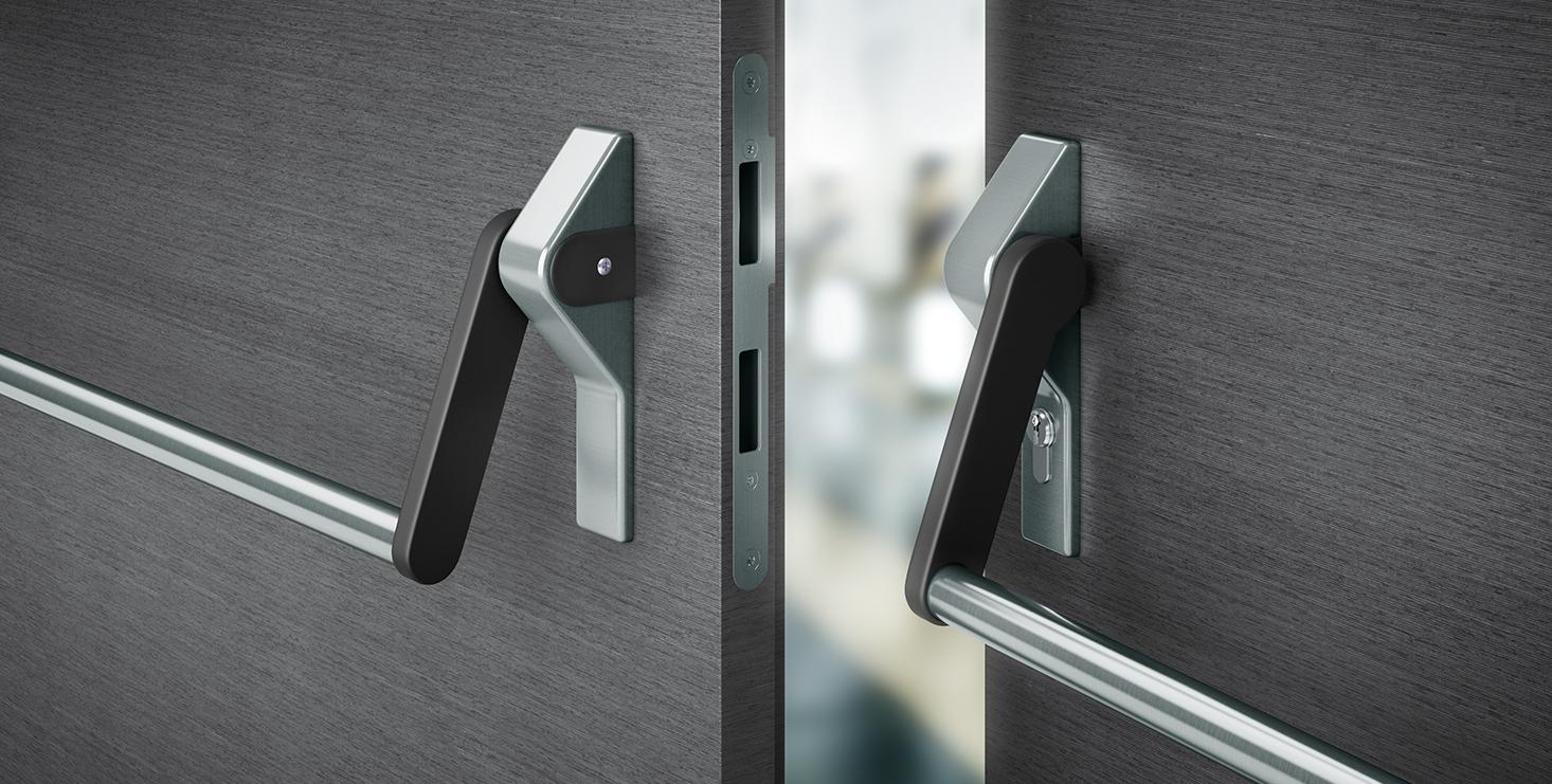 Panic Door Hardware